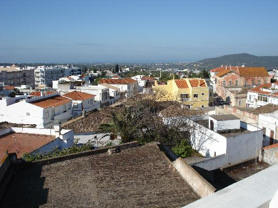 Loule Jardim Hotel: View from fourth floor room
