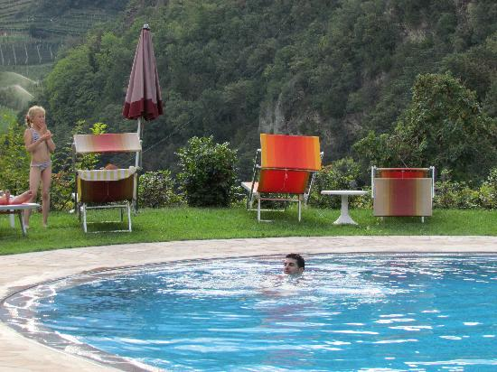 Hotel Wessobrunn: the pool