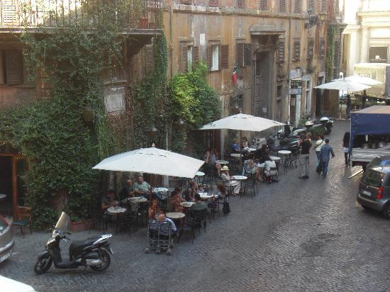 Locanda Navona: view from room