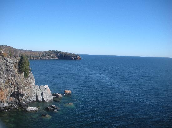 Split Rock Lighthouse: breathtaking views of lake superior