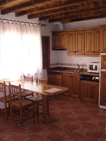 Hotel Ropino: cocina
