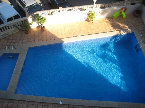 Hotel Palma Mazas: SWIMMING POOL