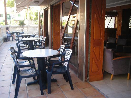 Hotel Palma Mazas: TERRACE 2