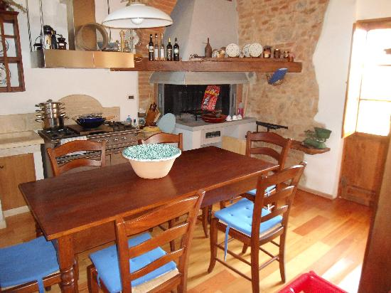 Sulle Orme di Dante Agriturismo: cucina