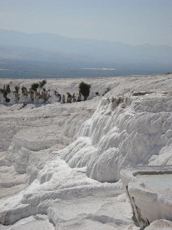 Pamukkale Thermal Pools: Pools at Pammukale