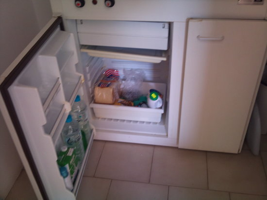 Palm Bay Hotel: your fridge