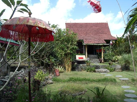 Desa Seni, A Village Resort: Rumah Shiva, where I stayed.  A beautiful little house
