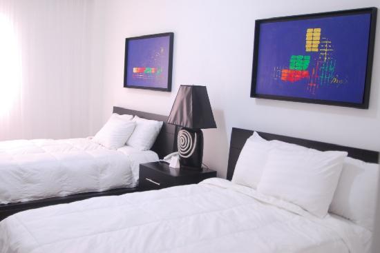 Cuarto doble Hotel Casa del Arbol Galerias