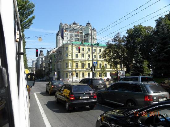 เคียฟ, ยูเครน: City