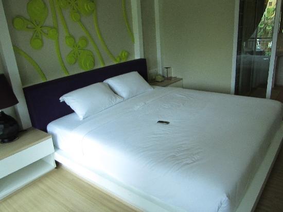 Lantana Pattaya Hotel & Resort: The Bed