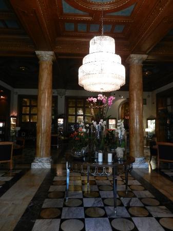 เดอะเวสทิน เอ็กซ์เซลซิเออร์ ฟลอเรนซ์: lobby