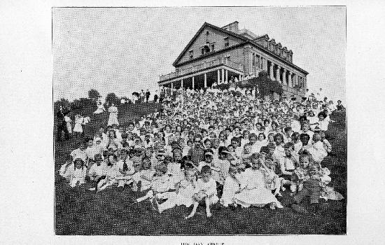 Smith Kids Play Place (Playground & Mansion): Smith in the 1920's
