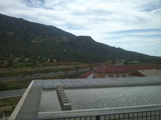 Hotel Mencia Subbetica: vistas