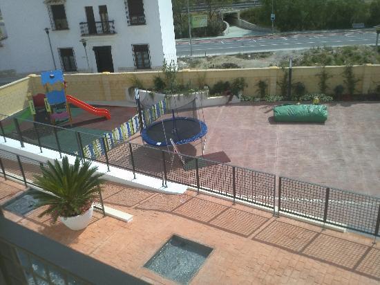 Hotel Mencia Subbetica: instalaciones infantiles