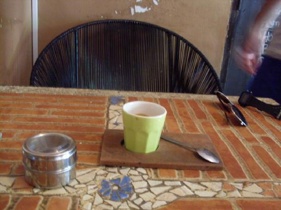 Cafe Bonsai: Coffee