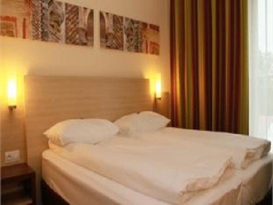 The Gerald's Hotel: standard room