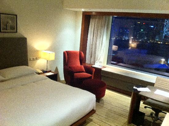 โรงแรมไฮแอทรีเจนซี่ ฮ่องกง จิมซาจุ่ย: Club room