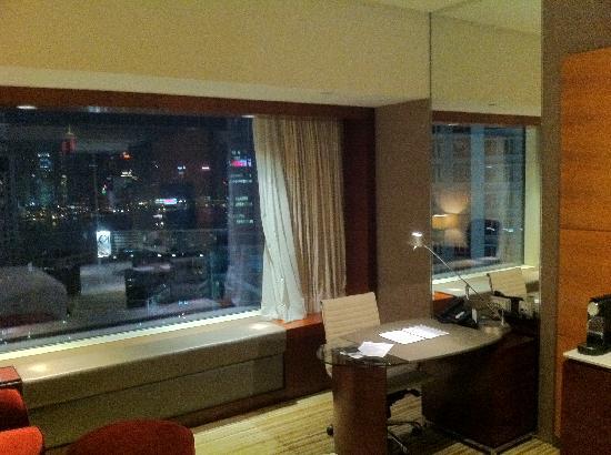 โรงแรมไฮแอทรีเจนซี่ ฮ่องกง จิมซาจุ่ย: View from room