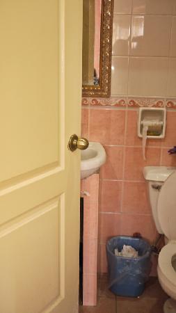 ยูโรป้า แมนชั่นเนท อินน์: bathroom