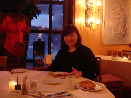 Scandic Holmenkollen Park: restaurant