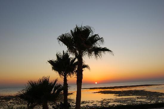 โมเวนพิค เอล คูเซียร์: A gorgeous dawn
