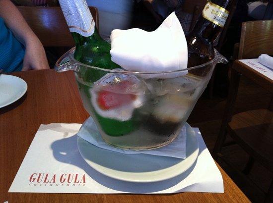 Gula Gula: Great service