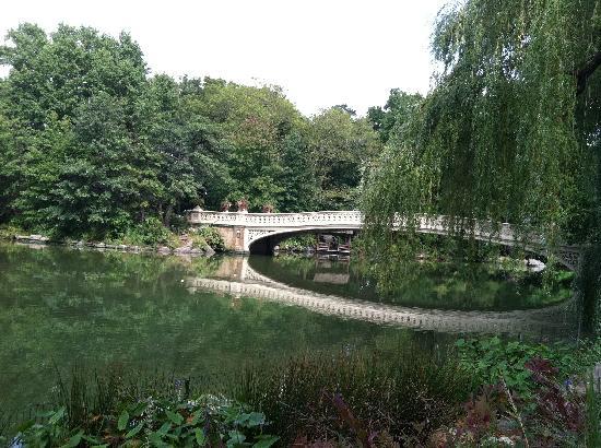 CityRover Walks NY: Bow Bridge
