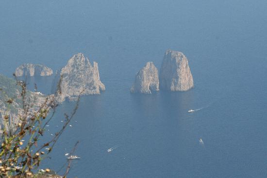 Mount Solaro: Dalla cima del monte Solaro