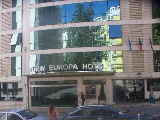 Turim Europa Hotel: HOTEL