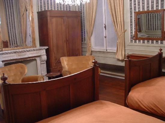 Onderland: Slaapkamer
