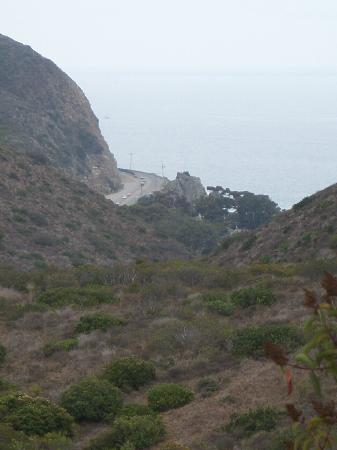 Point Mugu State Park: View from trail