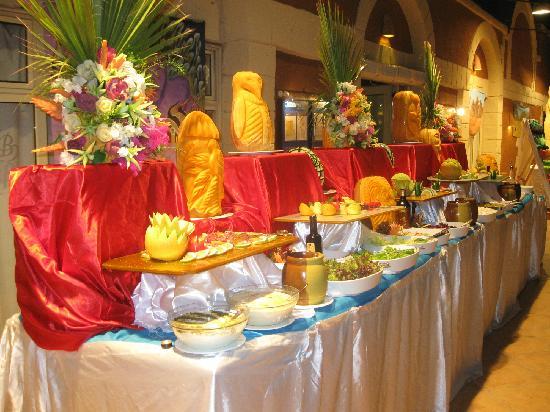CLUB CALIMERA Habiba Beach: cena di gala