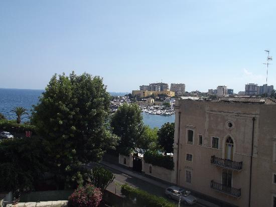 Hotel Ognina Catania: Vista dalla Camera