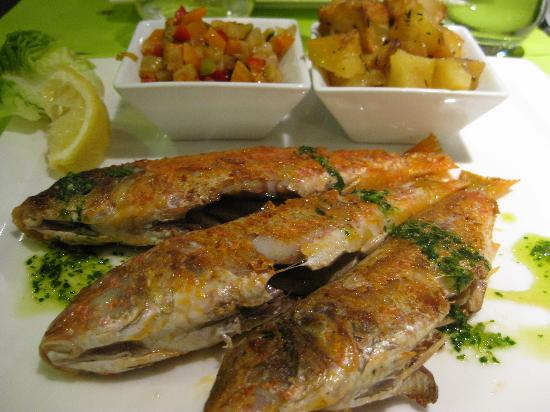 Brasserie Du Port: delicious fish