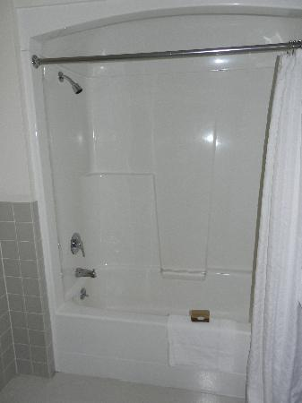 Dunraven Lodge: bath tub