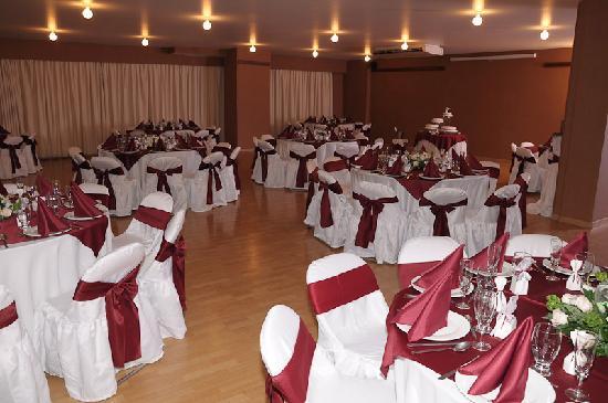 แลงคาสเตอร์ เฮ้าส์: Banquet Hall