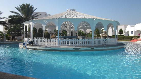 Hotel Club President: magnifique piscine