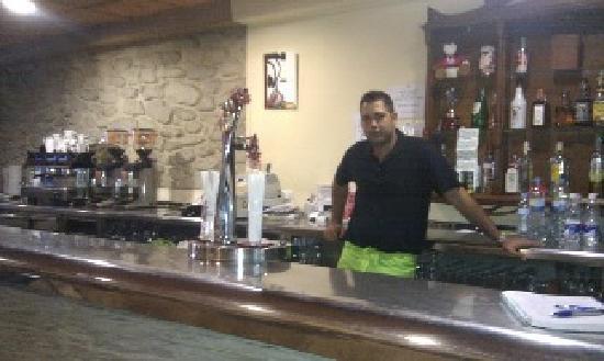 MacLaren's: David, el barman