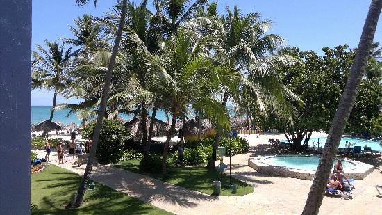Caribe Club Princess Beach Resort & Spa: Good views