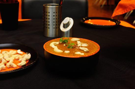 Dara's Dhaba: Kaju Curry