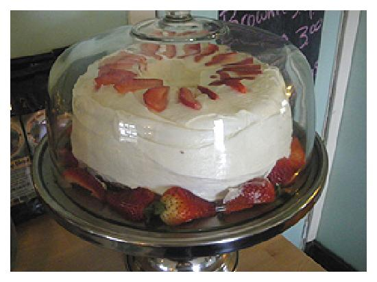 The Tourist Trap Shoppe Cafe Guest House: Homemade Desserts