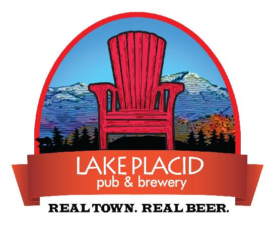 Lake Placid Pub & Brewery: Our logo.