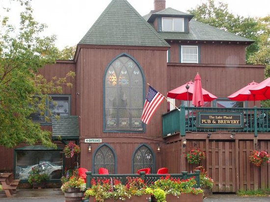 Lake Placid Pub & Brewery: The LPP&B