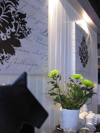 Hotel Siljan: Loungen
