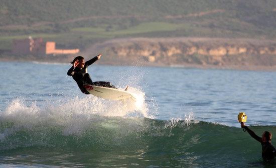 Sidi Kaouki, Morocco: Blue Morocco Surf school