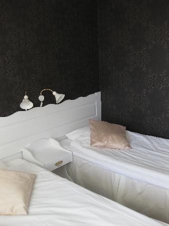 Hotel Siljan: Standars dubbelrum
