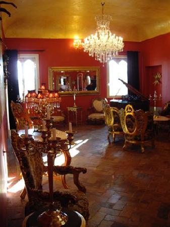 Villa Barocco: Grand Salon