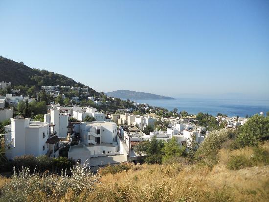 Aegean Gate Hotel: Balcony view #3