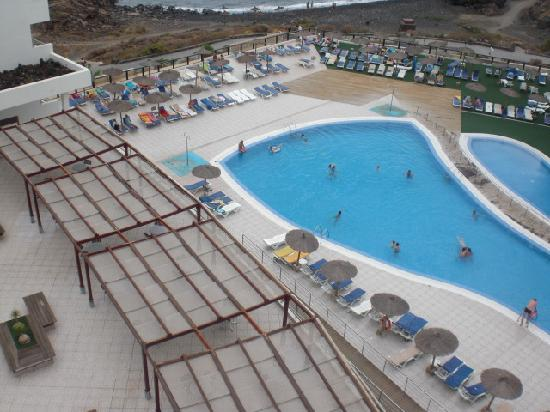 Aguamarina Golf Apartments: view from roof