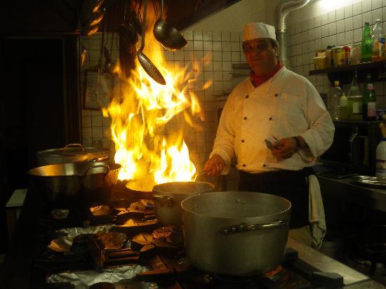 Locanda Le Due Querce: qualità della cucina